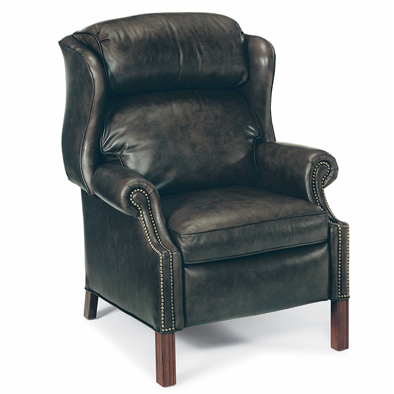 Terrific Bradington Young Chippendale Reclining Wing Chair Pdpeps Interior Chair Design Pdpepsorg